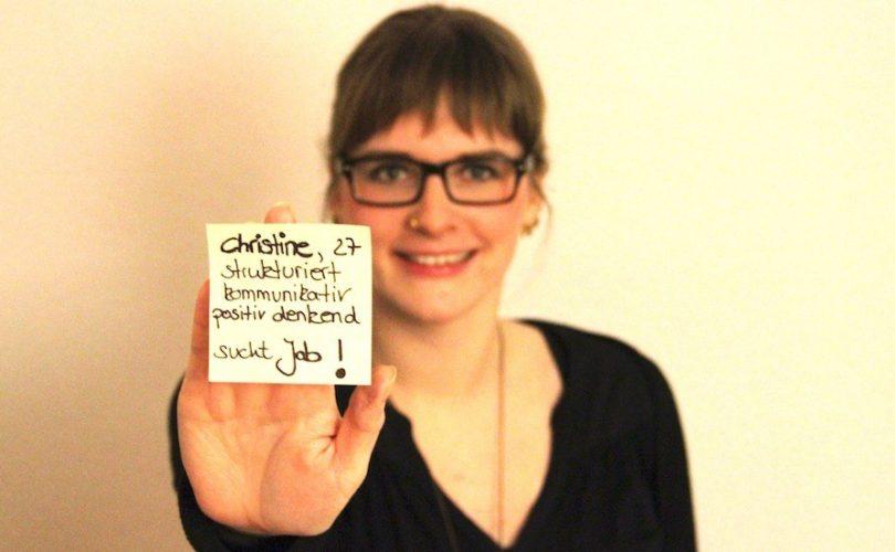 Bewerbung-2.0 - Christine Heller - copyright