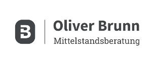 Logo Oliver Brunn Mittelstandsberatung